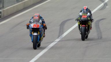 #AmericasGP : MotoGP™ Q1