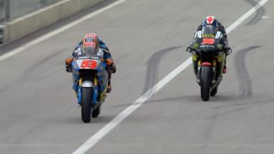 #AmericasGP: MotoGP™ Qualifying 1