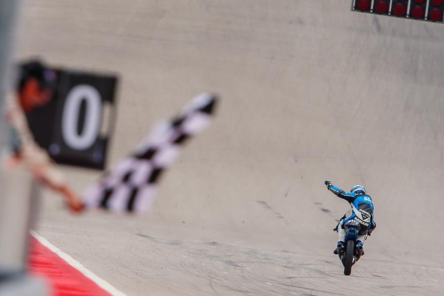 Romano Fenati, SKY Racing Team VR46, Moto3, Red Bull Grand Prix of The Americas