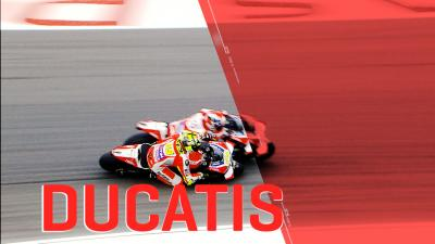 Was bisher in der MotoGP geschah...
