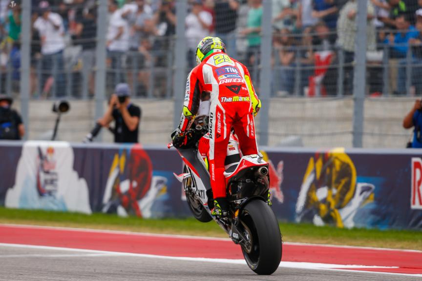 Andrea Iannone, Ducati Team, Red Bull Grand Prix of The Americas