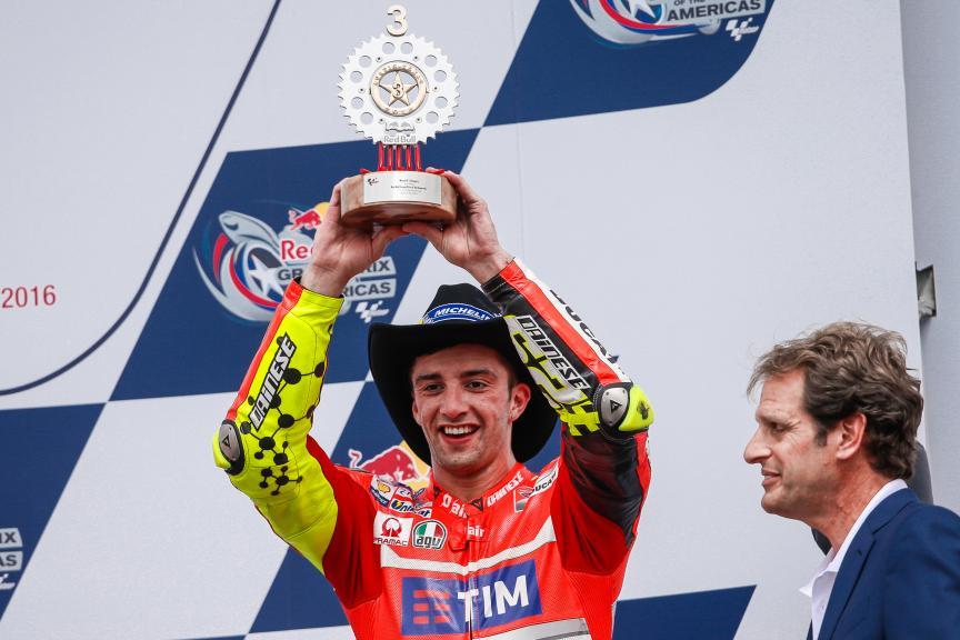 Andrea Iannone, MotoGP, Red Bull Grand Prix of The Americas