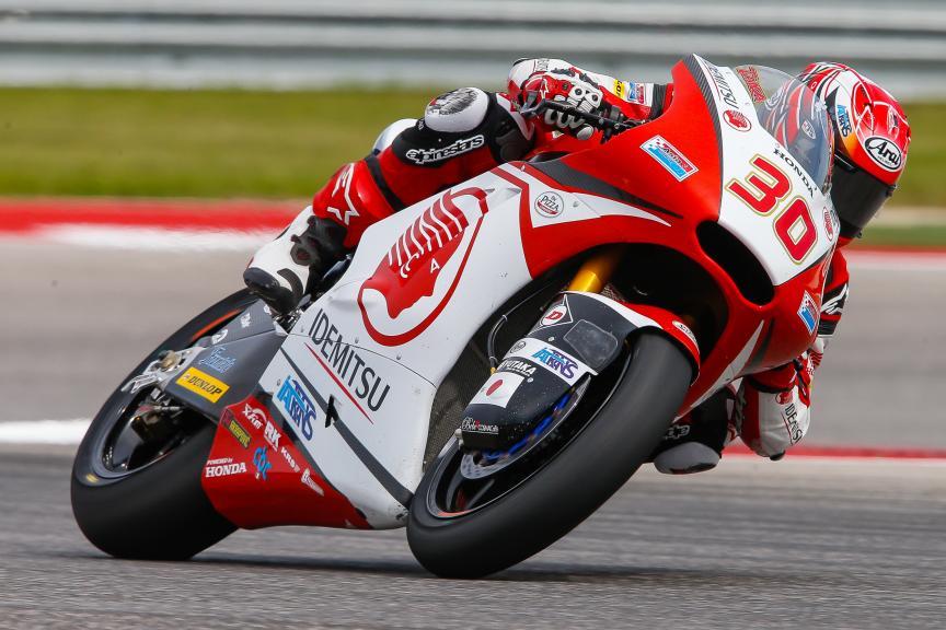 Takaaki Nakagami, IDEMITSU Honda Team Asia, Moto2, Gran Premio Motul de la República Argentina