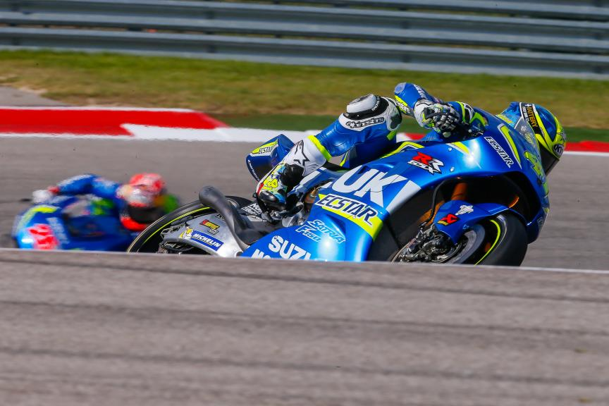 Aleix Espargaro, Team SUZUKI ECSTAR, Red Bull Grand Prix of The Americas