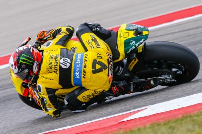 "Rins: ""I just tried to push hard"""