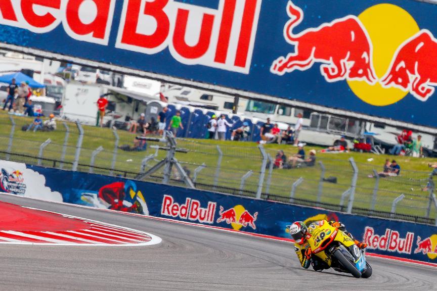 Moto2, Red Bull Grand Prix of The Americas