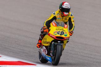 Sieg der Moto2™ in Texas geht an Rins