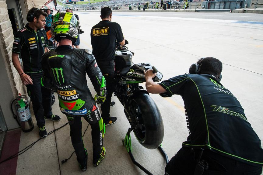 Pol Espargar, Monster Yamaha Tech 3, MotoGP, Red Bull Grand Prix of The Americas, © 2016 Scott Jones, PhotoGP
