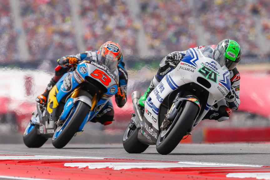 Eugene Laverty, Tito Rabat, Aspar Team Motogp, Estrella Galicia 0,0 Marc Vds, Red Bull Grand Prix of The Americas