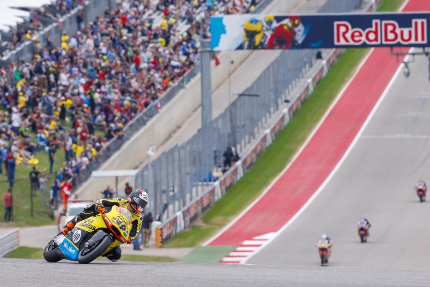 Alex Rins, Páginas Amarillas Hp 40, Red Bull Grand Prix of The Americas