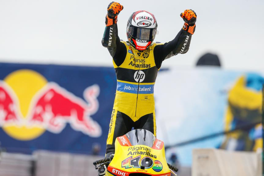 Alex Rins, Páginas Amarillas Hp 40, Red Bull Grand Prix of The Americas