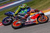 Marc Márquez, Valentino Rossi, Repsol Honda Team, Movistar Yamaha Motogp, Red Bull Grand Prix of The Americas