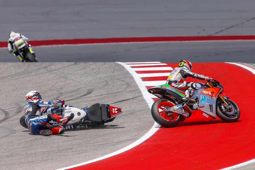 Álvaro Bautista, Loris Baz, Aprilia Racing Team Gresini, Avintia Racing, Red Bull Grand Prix of The Americas