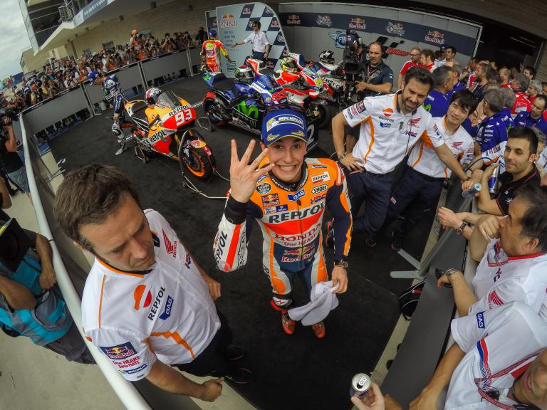Marc Márquez, Repsol Honda Team, Red Bull Grand Prix of The Americas