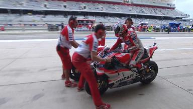 #AmericasGP : Warm Up MotoGP™