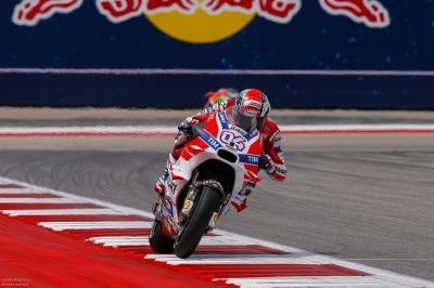 Dovizioso: 'Perdre deux podiums est difficile à accepter'