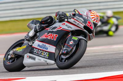 "Zarco: ""I can be very happy to have fought like this"""