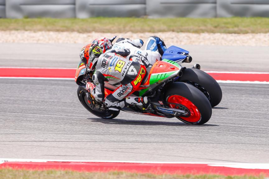 Alvaro Bautista, Aprilia Racing Team Gresini, Red Bull Grand Prix of The America