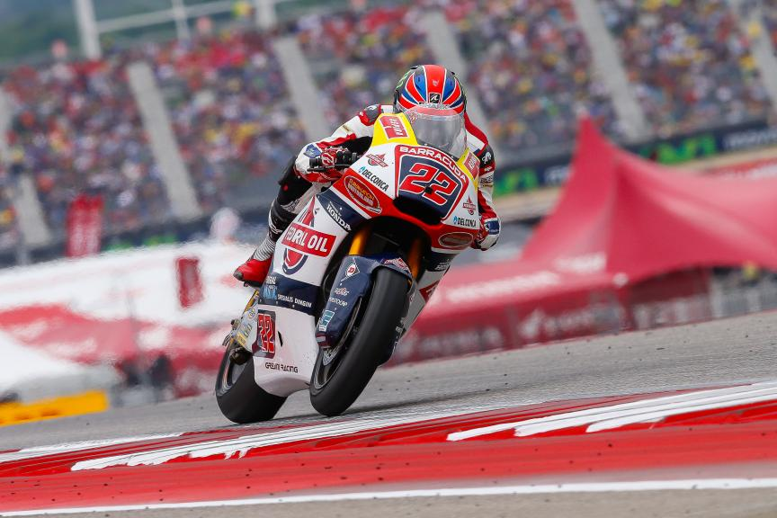 Sam Lowes, Federal Oil Gresini, Red Bull Grand Prix of The Americas