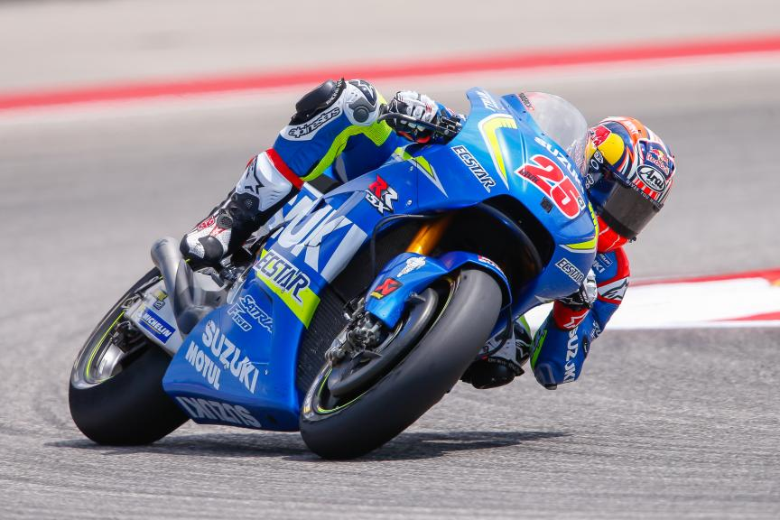 Maverick Viñales, Team SUZUKI ECSTAR, Red Bull Grand Prix of The Americas
