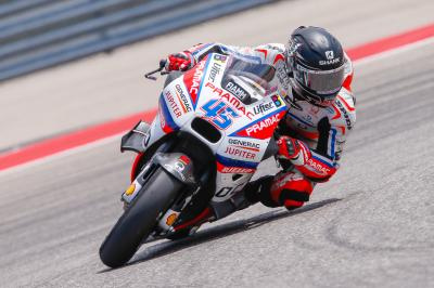 "Redding: ""I started to lose a second every lap"""