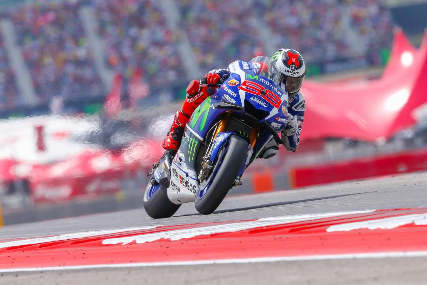 Jorge Lorenzo, Movistar Yamaha MotoGP, Red Bull Grand Prix of The Americas