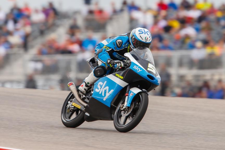 Romano Fenati, SKY Racing Team VR46, Red Bull Grand Prix of The Americas
