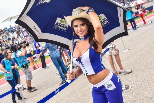 Paddock Girls Red Bull Grand Prix of The Americas   MotoGP™