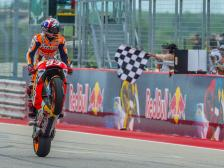 Best shots of Red Bull Grand Prix of the Americas