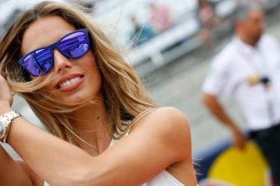 The Paddock Girls of the #AmericasGP