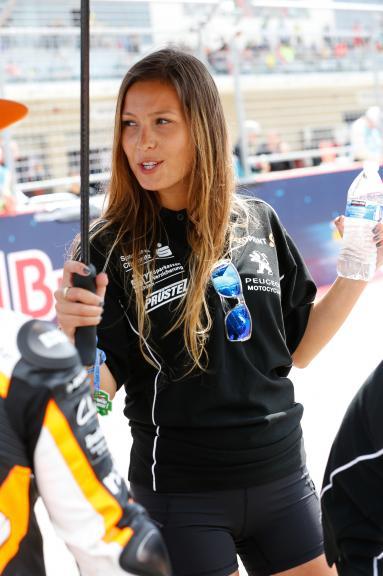 Paddock Girls Red Bull Grand Prix of The Americas