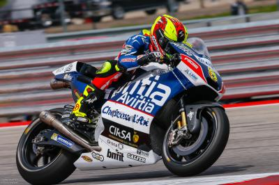 "Barbera: ""After five laps I had a lot of pain"""
