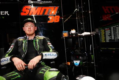 Bradley Smith on Austin, his move to KTM & starting again
