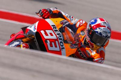 Field look to close distance as Marquez returns home