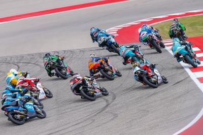 #StatAttack: Il podio può diventare vittoria in Moto3™