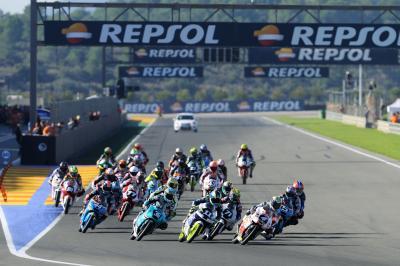 Ronda 1 del FIM CEV Repsol 2016 en Valencia