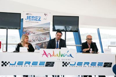 Presentación oficial del Gran Premio Red Bull de España