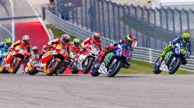 MotoGP™ trackside TV coverage reaches new heights in 2016