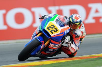 Los wilcards de Jerez: dos italianos y un francés en España