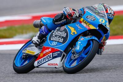 Navarro: «Ya tenía ganas de un Gran Premio en casa»