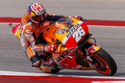 """Pedrosa: """"We'll try and give our best"""""""