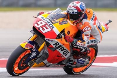 "Marquez: ""Our rivals are going to be very strong"""