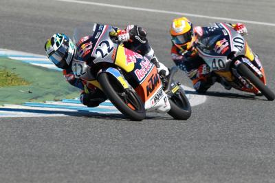 Tenth year of Red Bull Rookies Cup begins in Jerez