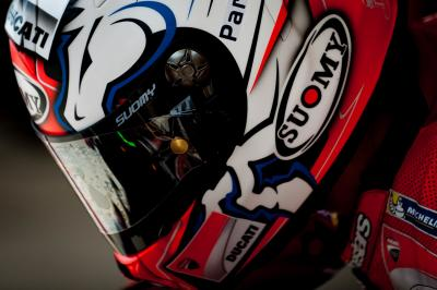 """Dovizioso: """"I am relaxed about it"""""""