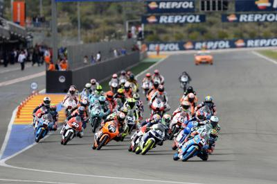 Résumés : Début du Championnat du Monde Junior Moto3™