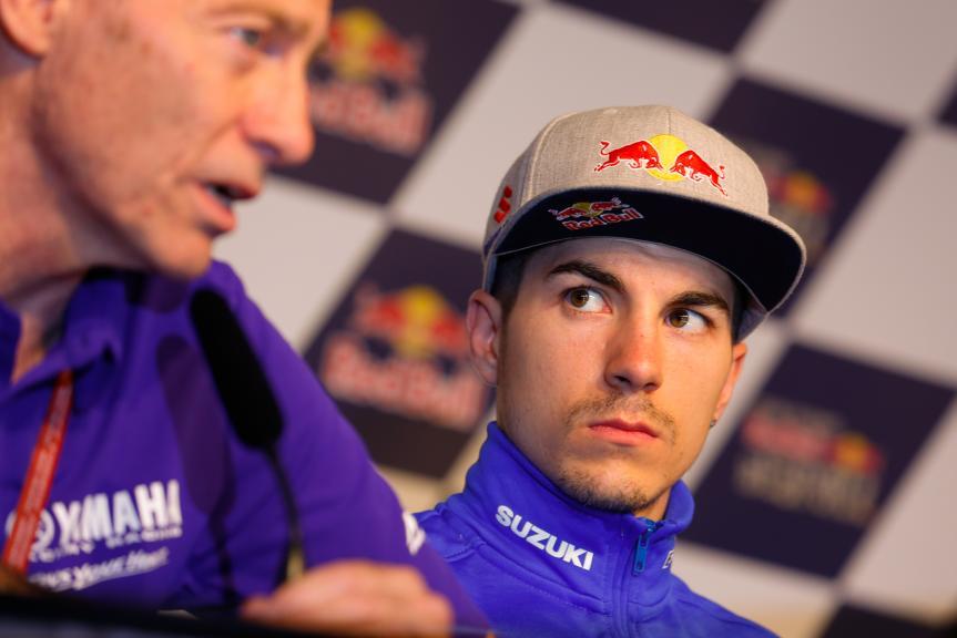 Press conference Gran Premio Red Bull de España