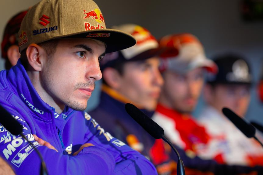 Press conference Gran Premio Red Bull de España