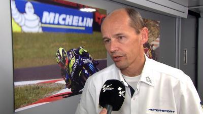 Michelin reveals Argentina tyre analysis