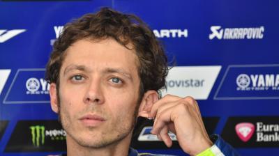 Rossi parla di Lorenzo con Ducati