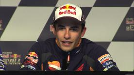 At the Spanish GP Press Conference the leading riders discussed the challenge of returning to Europe for round four of the season.